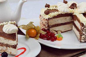 Стандартные торты и пирожные