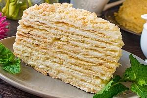 Весовые торты и пирожные